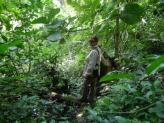 Me in the jungle